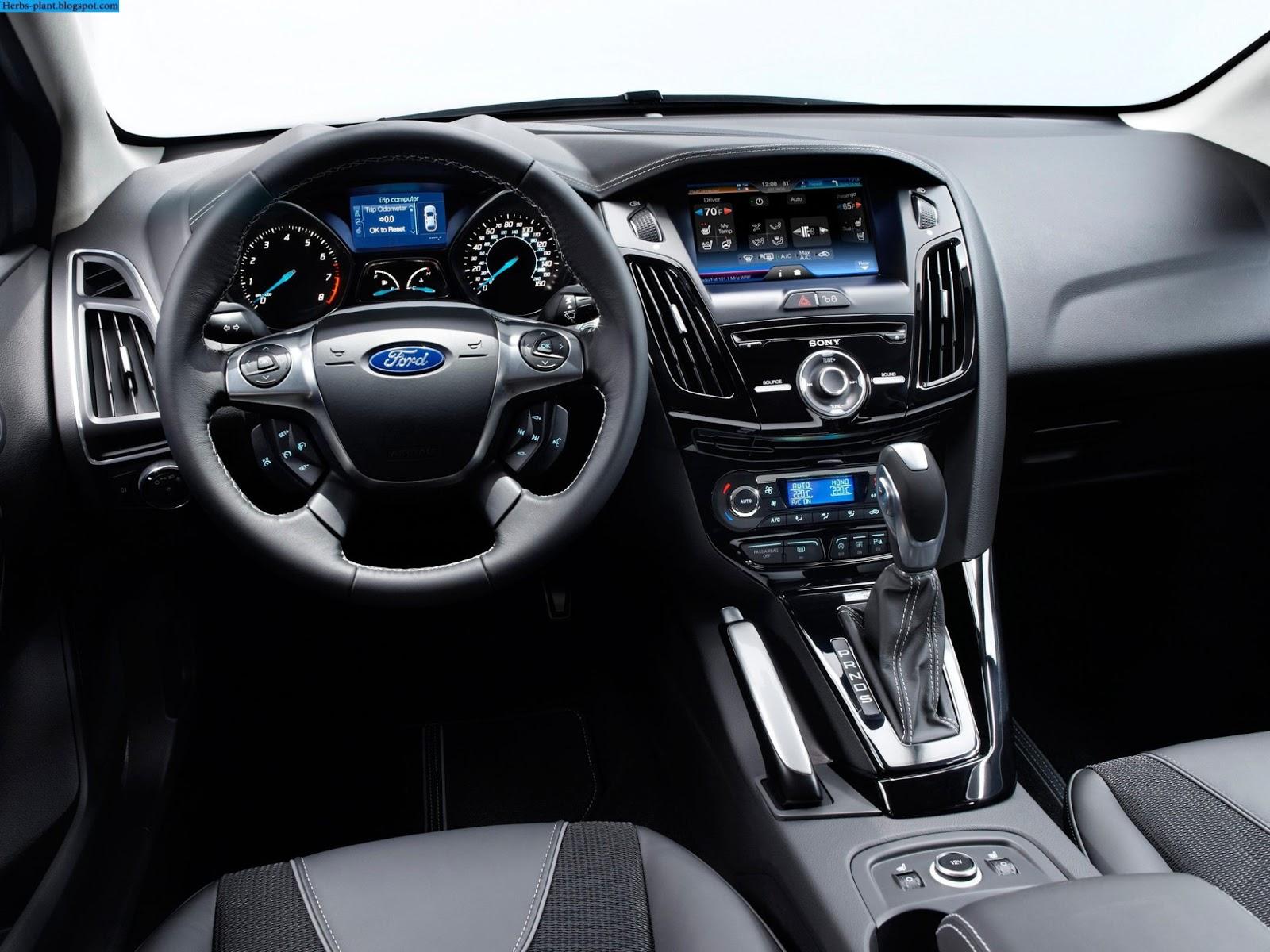 Ford focus car 2013 dashboard - صور تابلوه سيارة فورد فوكس 2013