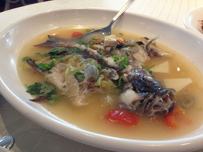 Teochew fish at No Signboard