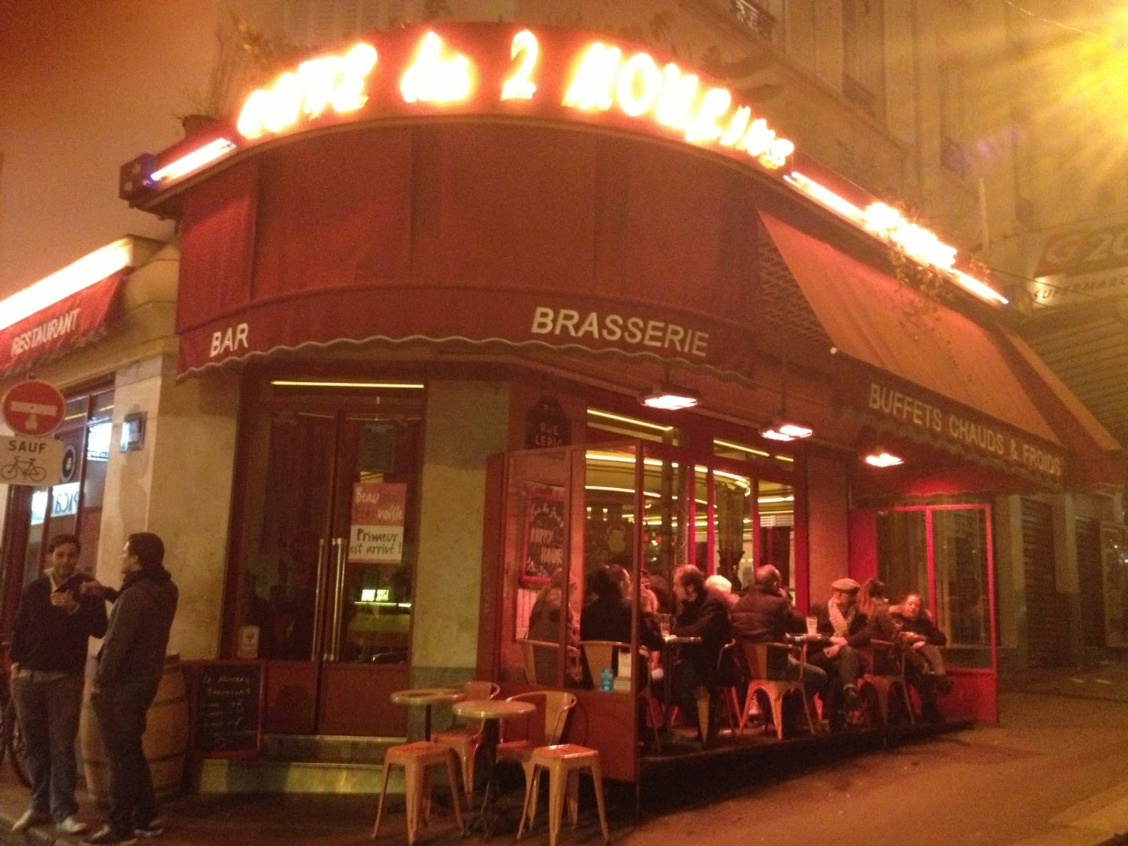 French foodie in paris from cinderella to le potager day for Paris restaurant jardin