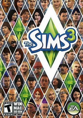 The Sims 3 PC Cover