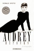 Audrey Hepburn libro de Donald Spoto