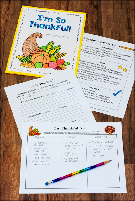 thankful for essays Emphasize that being thankful is a commandment talk about what we are thankful for thankfulness gratitude lesson plan: i'm thankful for.