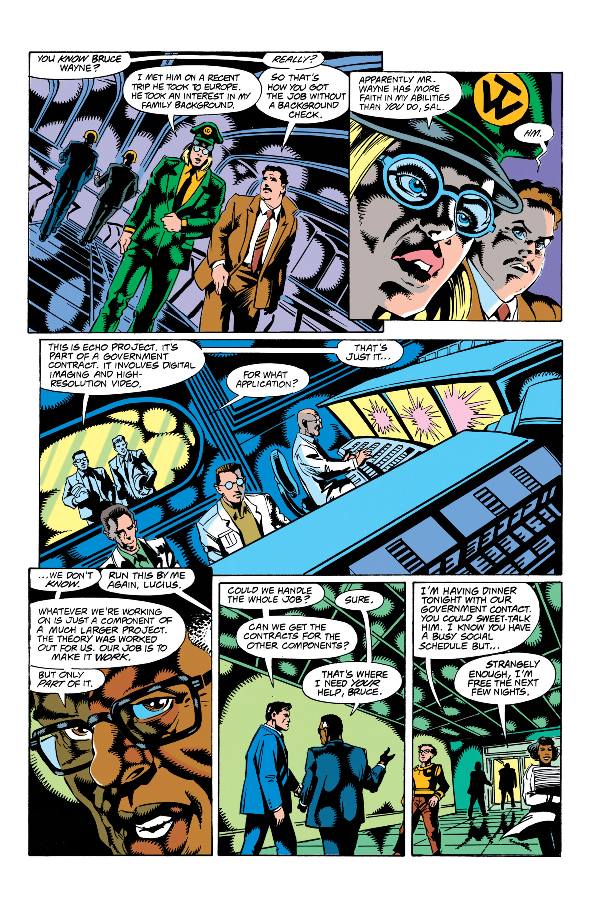 Detective Comics (1937) Issue #657 Page 8