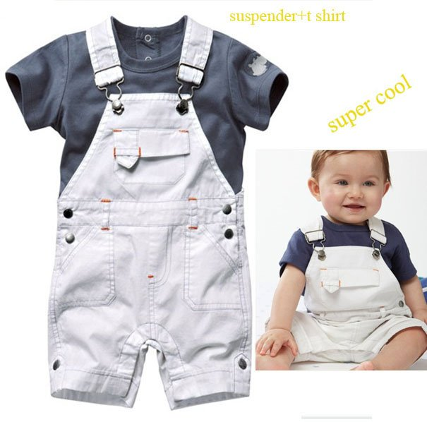 Baby Boy Dress Clothes. Dress your little one in adorable flair with baby boy dress clothes. From special events to momentous occasions, we've got dapper little suits, dress shirts and sets for a handsome, head-to-toe look. Special Day, Special Outfit.
