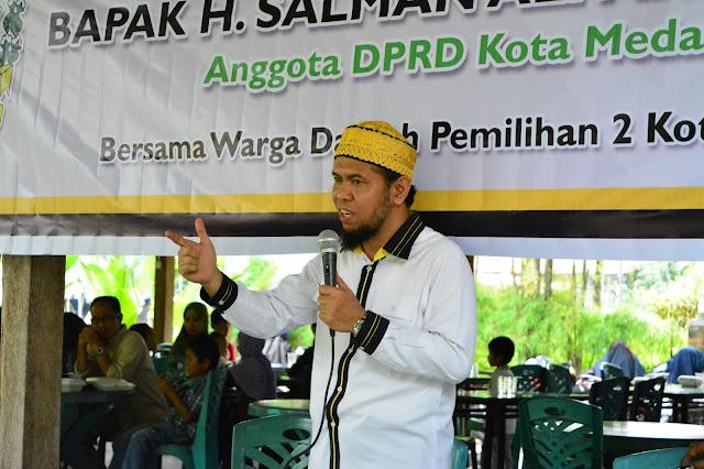 Fraksi PKS Medan Tegaskan Tolak Ranperda Retribusi Izin Tempat Penjualan Minol