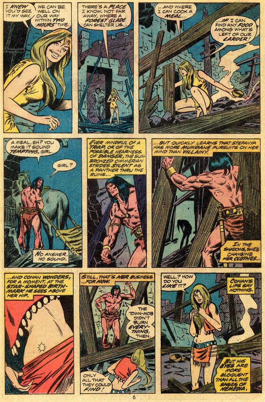 Conan the Barbarian (1970) Issue #47 #59 - English 5
