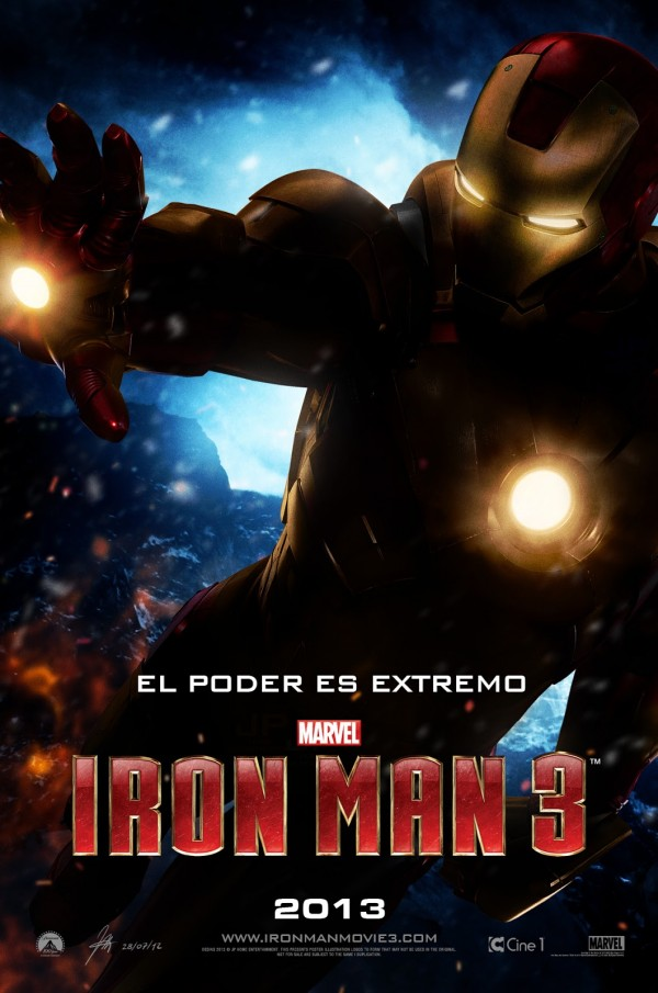Ngi St 3 || Iron Man 3