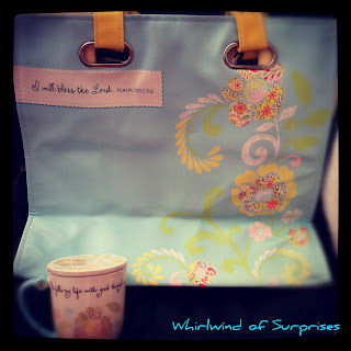 Good Things Tote Teacup