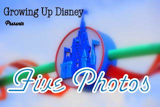 Growing Up Disney Five Photos