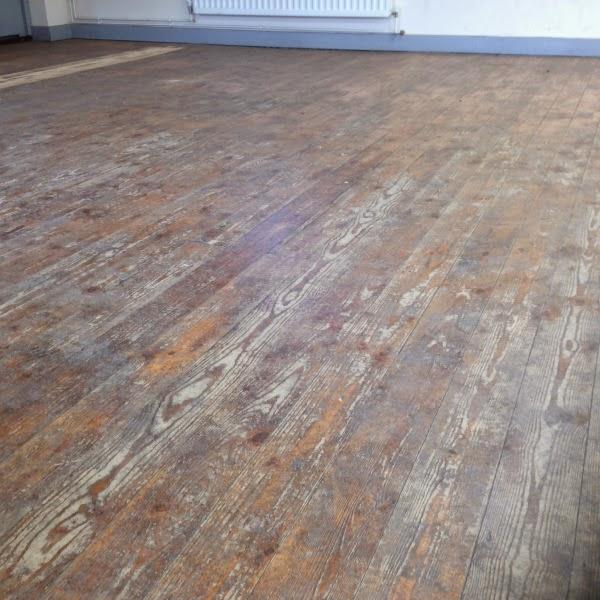 sanding wood floor cambridge