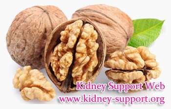 Can FSGS Patients Eat Walnut