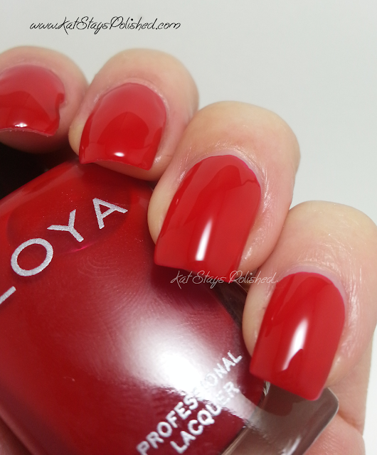 Zoya Fall 2013 - Livingston