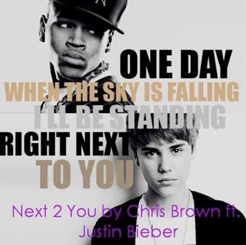 Next 2 You - Chris Brown Ft. Justin Bieber *Lyrics* HD ...