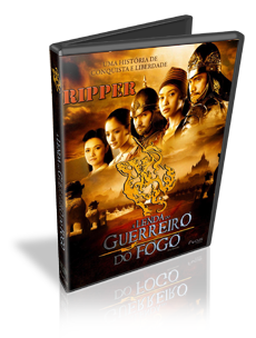 Download A Lenda do Guerreiro Do Fogo Dublado DVDRip (AVI Dual Áudio + RMVB Dublado)