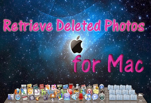recover deleted photos on Mac