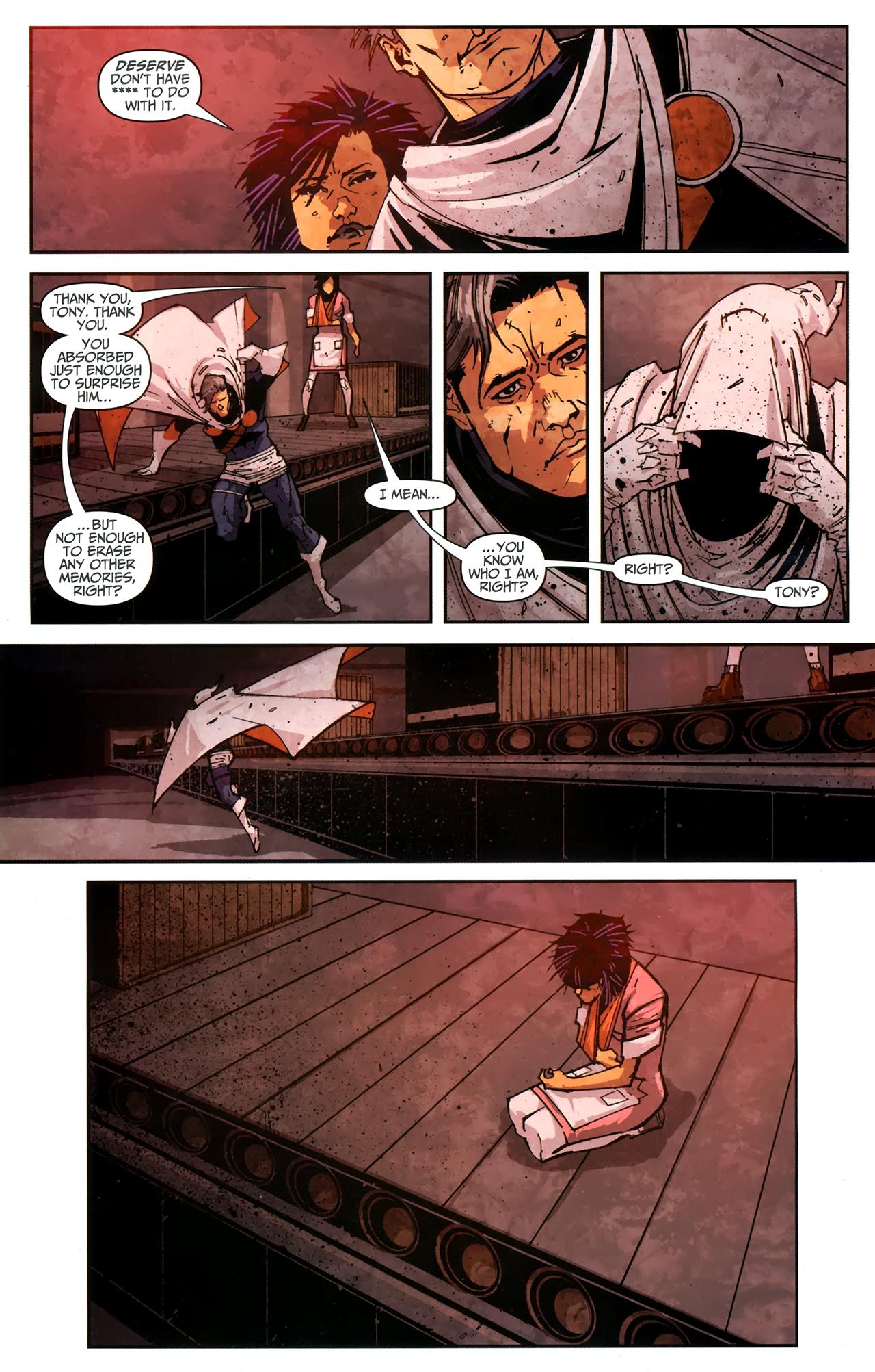 Read online Taskmaster (2010) comic -  Issue #4 - 20