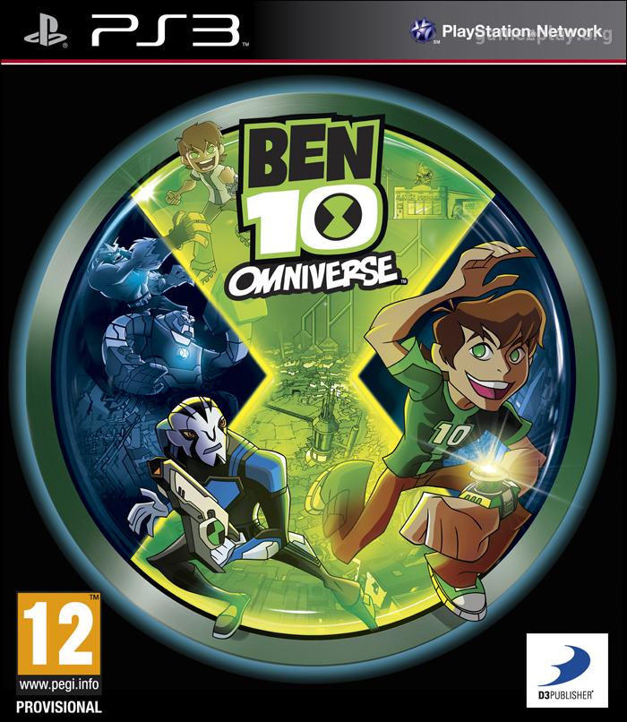 Ben 10 Omniverse E3 2012 HD Game Trailer - PS3 X360 Wii DS 3DS WiiU