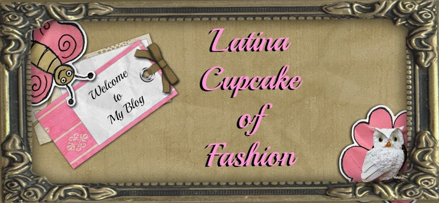 Latina Cupcake of Fashion