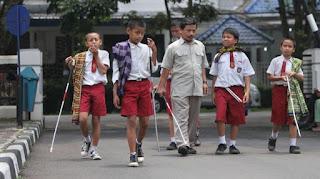 Tujuan, Program Dan Pendekatan Layanan Orientasi Dan Mobilitas