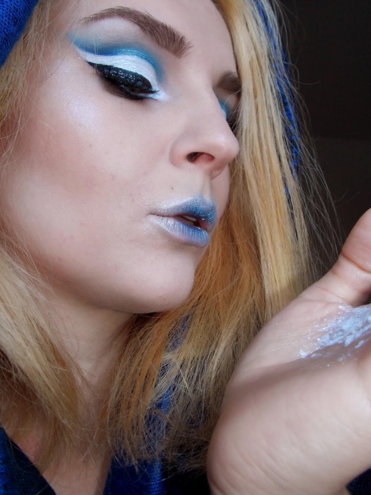Волшебный макияж ведьмы