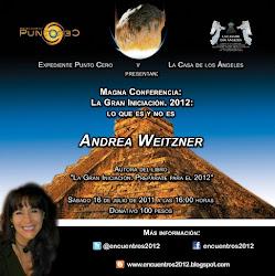 CONF. Andrea Weitzner