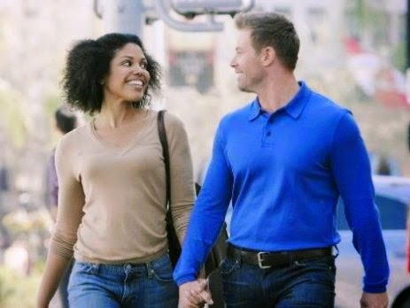 Rick e Maya insieme