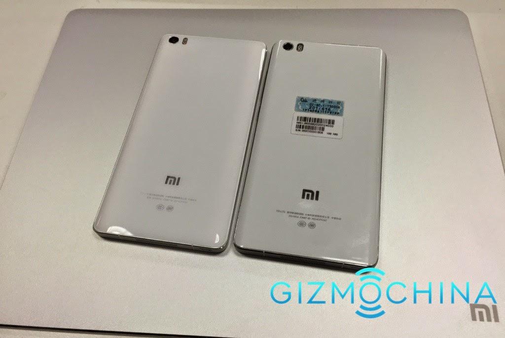 Smartphone Xiaomi Asli dengan yang Palsu