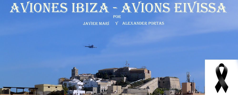AVIONES IBIZA / Avions Eivissa