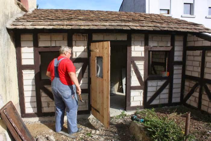 uns hus ein bericht ber die renovierung eines bauernhofes aus dem jahr 1800 oktober 2013. Black Bedroom Furniture Sets. Home Design Ideas