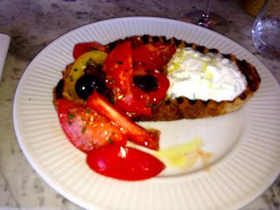 Tomate Breton Cote restaurant, Cardiff