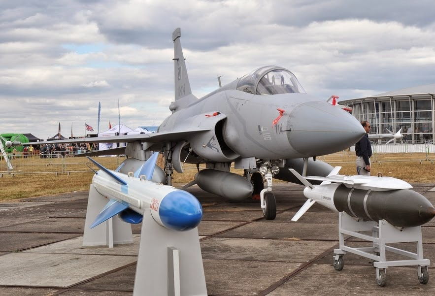 JF-17 Xiaolong Fighter