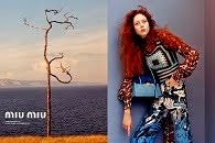 MIU MIU Resort 2015 Ad Campaign