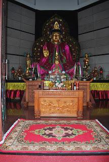 vihara buddhagaya watugong, wisata semarang