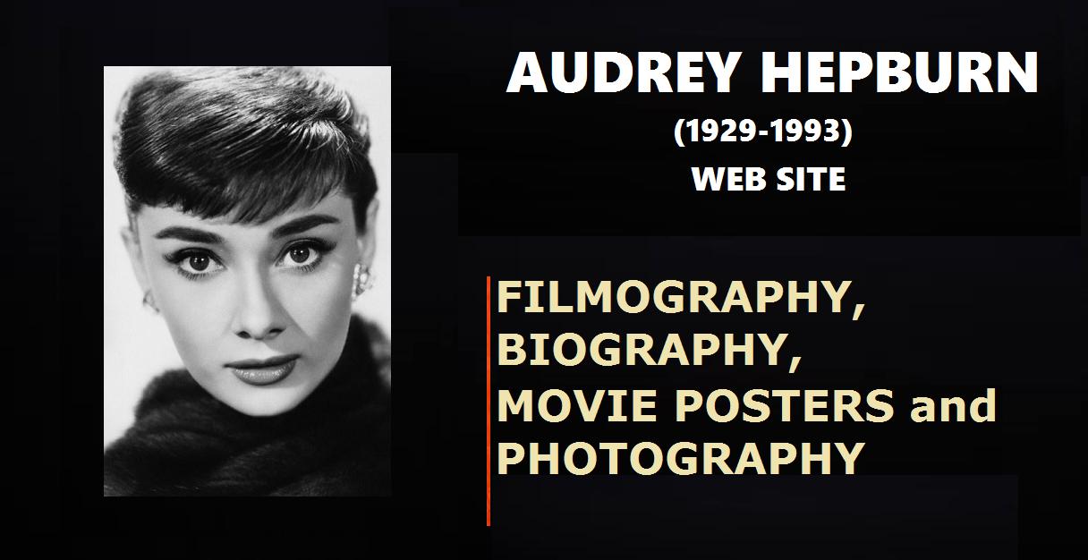 AUDREY HEPBURN: WEB SITE