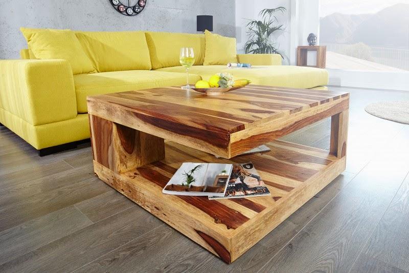 nabytok z masivneho dreva, drevene stoly do obyvacky, masivny nabytok