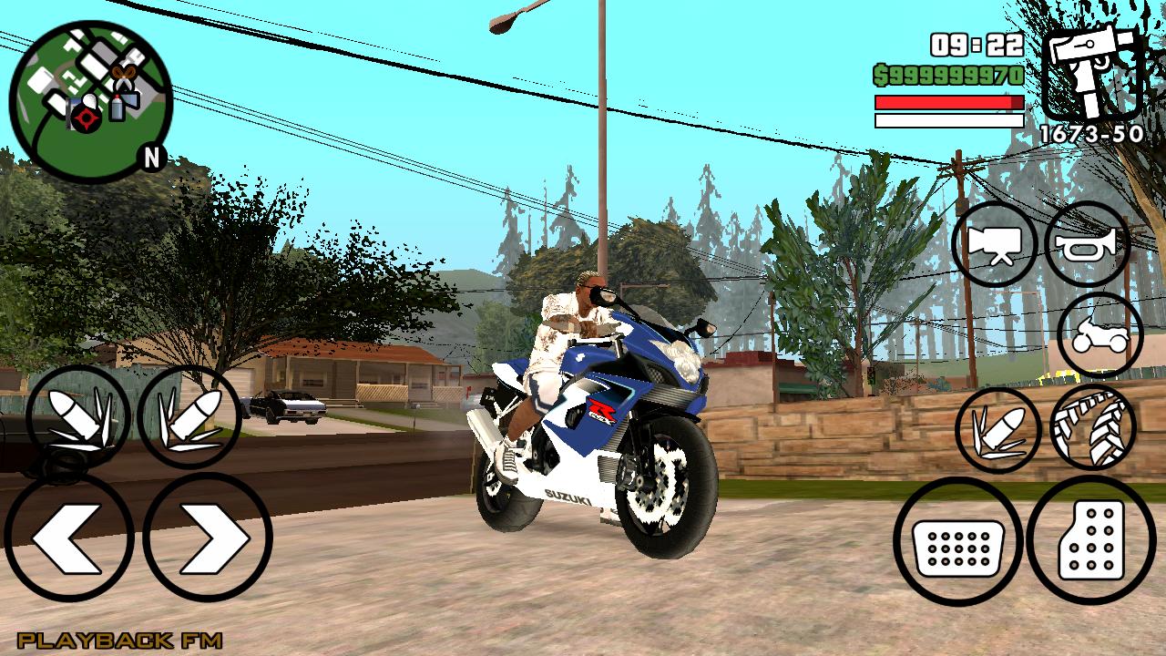 Grand Theft Auto: San Andreas на андроид скачать бесплатно