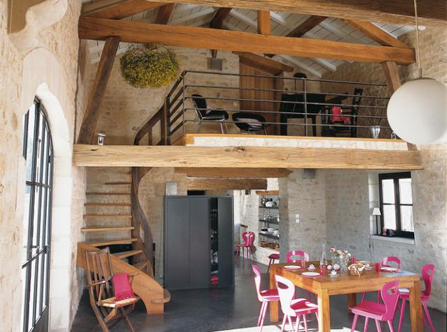 "decoracao de interiores de casas antigas : decoracao de interiores de casas antigas: no Sul da Françapodemos até chamar de ""o novo Provence"