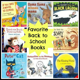 Back to School, picture books, images