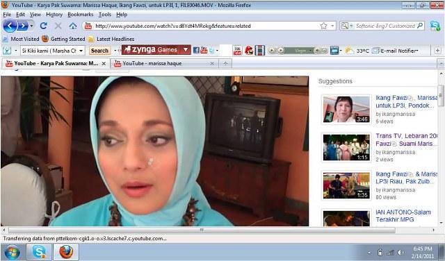 Ikang Fawzi & Marissa Haque, Sepakat dalam Style Pendidikan Anak