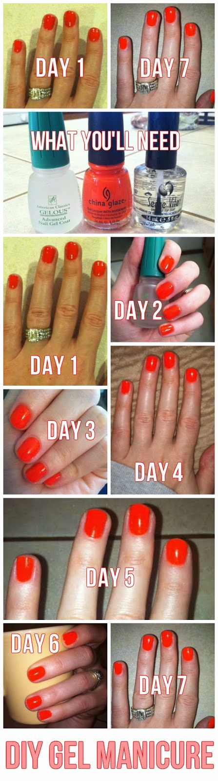 DIY Gel Manicure with NO Lamp! | Let