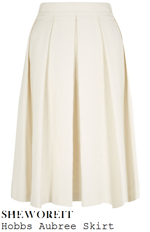 kim-sears-cream-white-high-waisted-pleated-full-midi-skirt-wimbledon