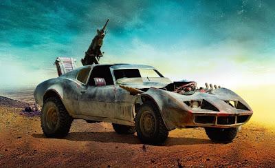 Mad Max Fury Road Buggy