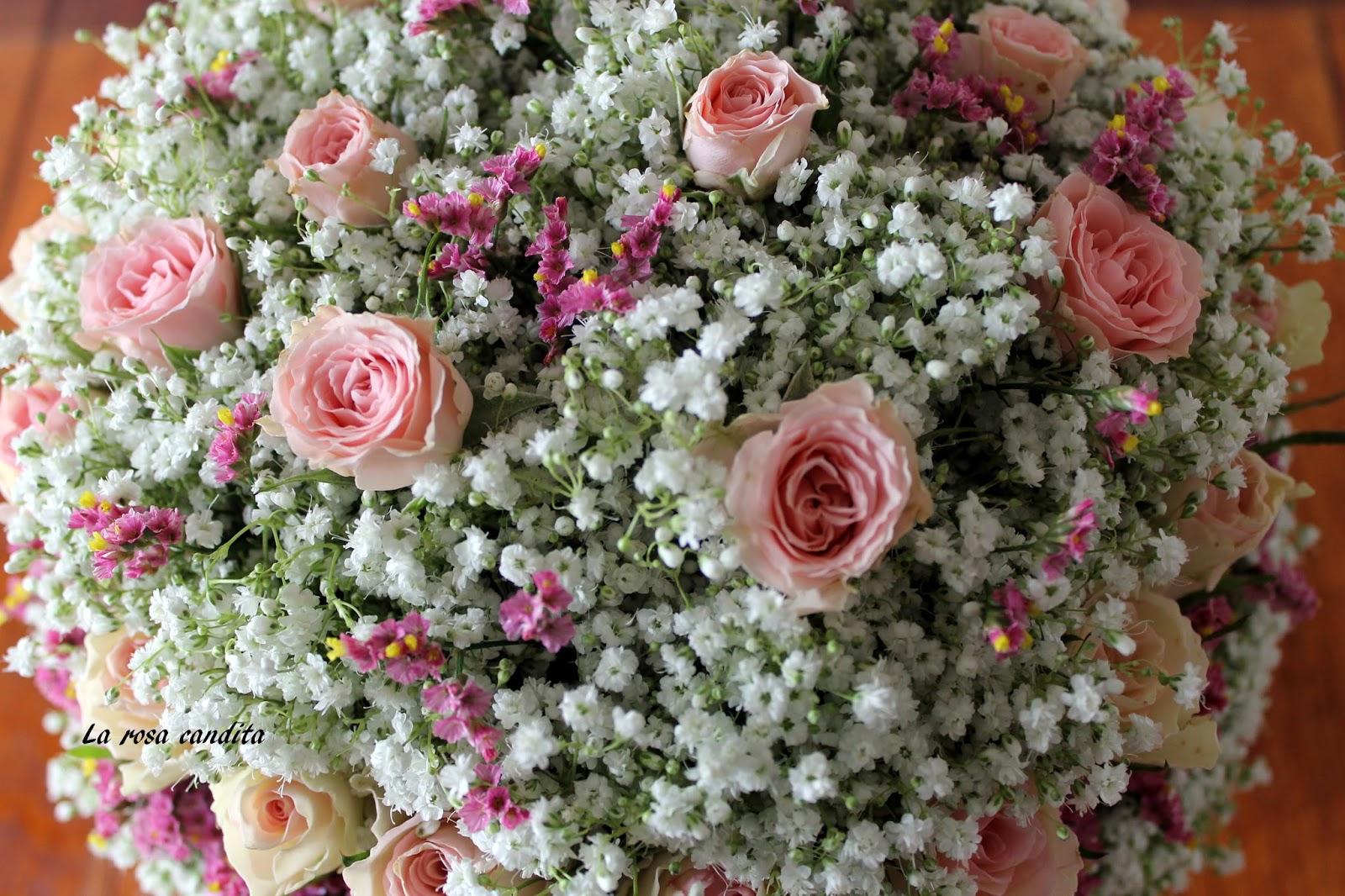 Eccezionale La rosa candita: Una torta di fiori LF11