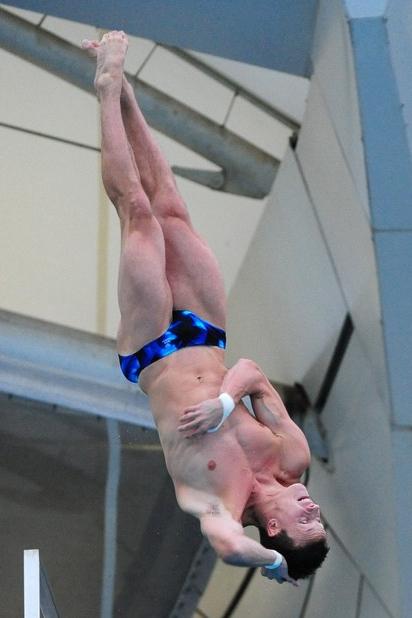 Patrick Hausding • Diver