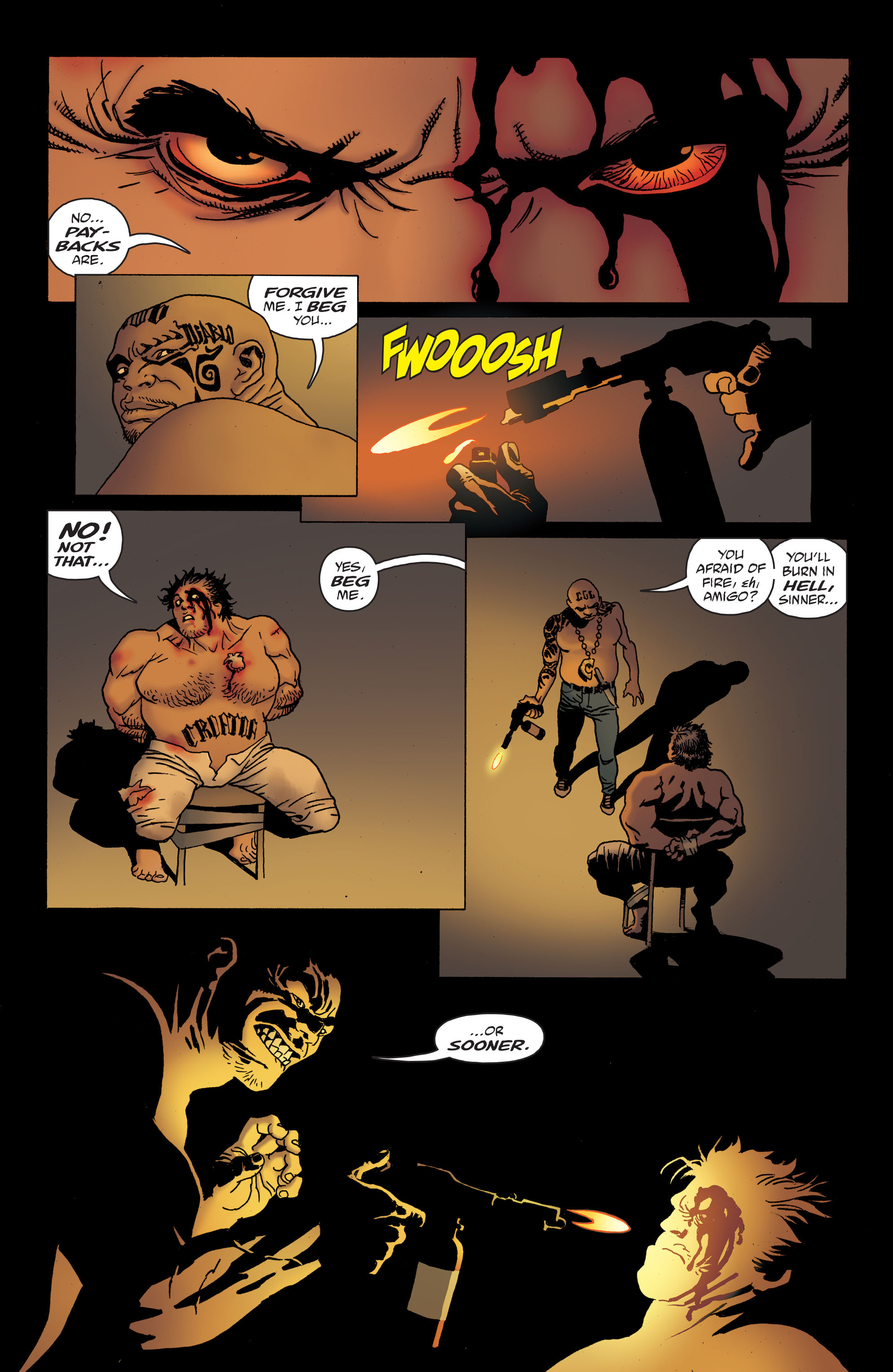 100 Bullets: Brother Lono Full Page 160