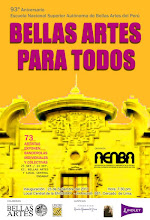 BELLAS ARTES PARA TODOS