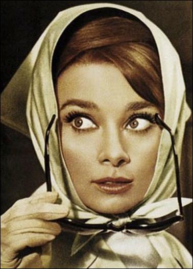 Vintage-50´s fashion-scarf