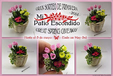 Sorteo de Mi Patio Escondido