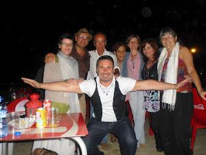 Poesía a la platja de Ocata- 2012.