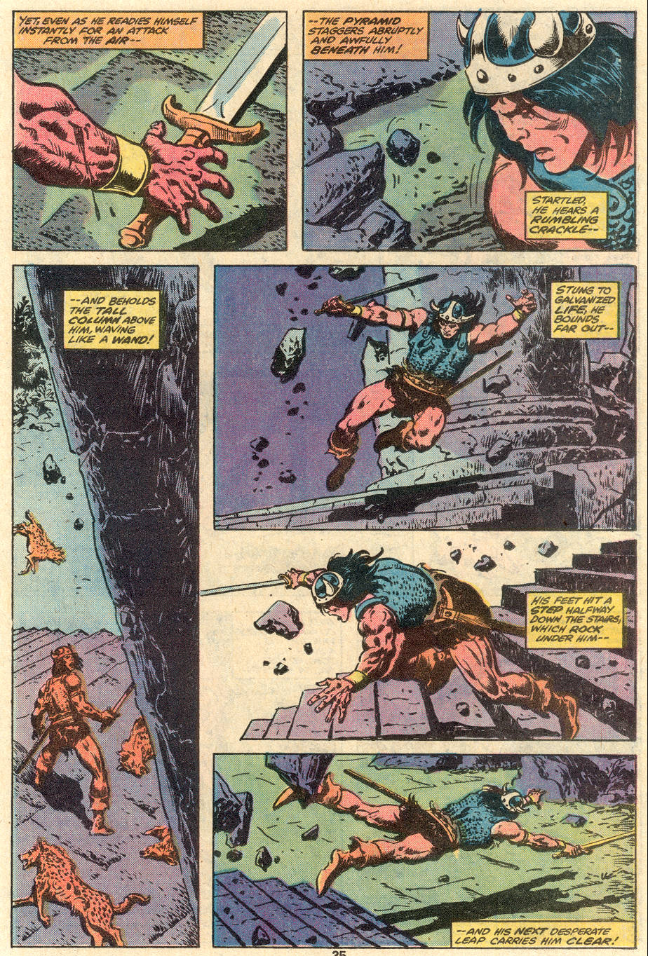 Conan the Barbarian (1970) Issue #100 #112 - English 27